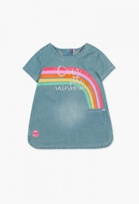 Платье для девочки на 1 год Boboli 237068