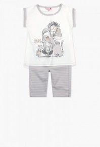 BOBOLI Пижама трикотажная для девочки 927019