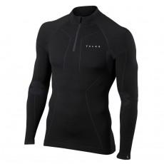 Фуфайка мужская Falke Shirt Comfort 33410 - black 3000