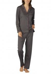 Пижама длинная из модала Mey 14130
