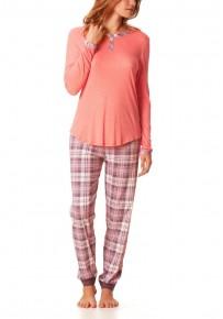 Пижама женская длинная  MEY 14903
