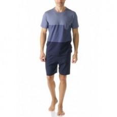 Короткая мужская пижама Mey 16370