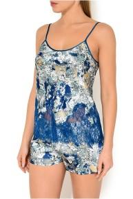 Пижама шелковая Oryades Sandrine 38P1811