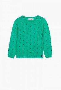 Boboli Пуловер для девочки 417091/4455
