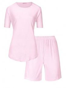 Пижама женская короткая Mey 13062