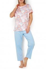 Пижама с коротким рукавом Mey Night Emilie 13092