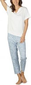 Пижама с коротким рукавом Mey Night Vicky 13137