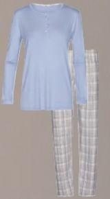 Пижама женская из модала и молочного протеина Mey 14751