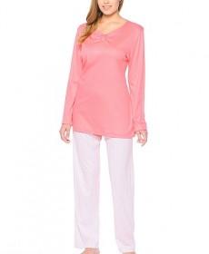 Комплект трикотажный из блузы и брюк Mey 14763