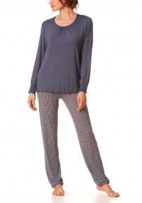 Пижама женская длинная MEY Модал 14913