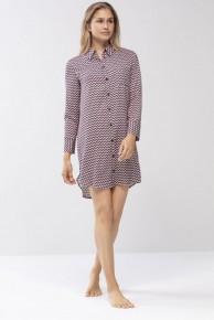 Женская домашняя сорочка-рубашка Mey 16751