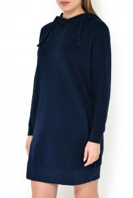 Платье-толстовка Mey Yara 16887 Синий