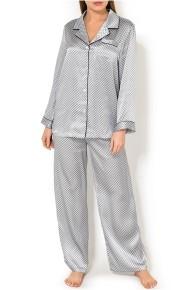 Пижама шелковая Oryades Patricia 01B1803