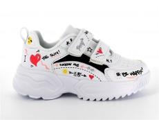 Кроссовки для девочки Primigi 8462022 Белый
