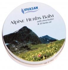 Бальзам 33 альпийские травы