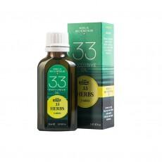 Эфирное масло «33 ТРАВЫ» Classic с ароматом гвоздики и корицы